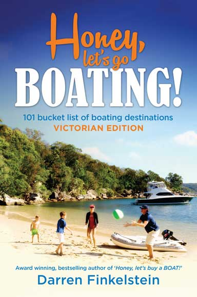 Honey Let's Go Boating Cover - My Books