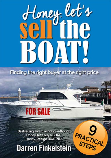 Honey let's sell the BOAT! Cover