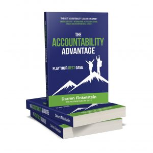 The Accountability Advantage paperback cover