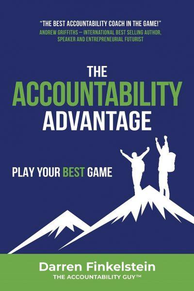 The Accountability Advantage Book